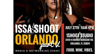 Issa Shoot Orlando tickets