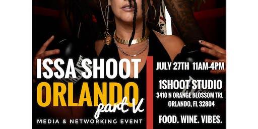 Issa Shoot Orlando