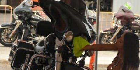 Ber't Black  Widow Bikini Bike Wash tickets