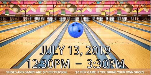 EAC Family and Friends Bowling Event - RSVP HERE AND PAY AT THE LANES.