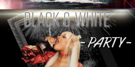 Black and White Affair Birthday Party on the Yacht tickets