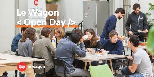 Le Wagon | Open Day!