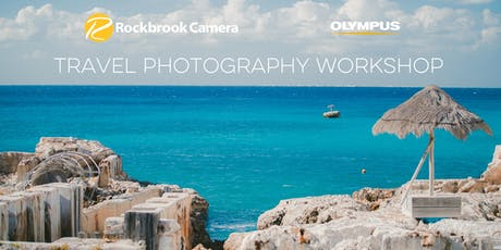 Travel Photography Workshop with Olympus tickets