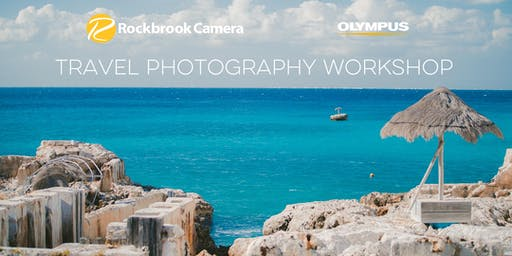 Travel Photography Workshop with Olympus