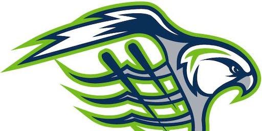 Chesapeake Bayhawks vs. Boston Cannons (Major League Lacrosse)
