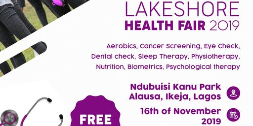 Lakeshore Health Fair 2019