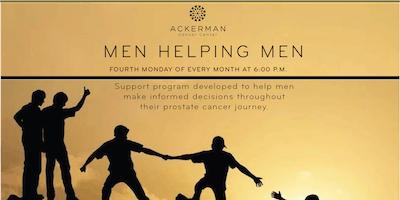 Men Helping Men (Prostate Cancer Support Group in Jacksonville)