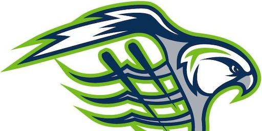 Chesapeake Bayhawks vs. Dallas Rattlers (Major League Lacrosse)
