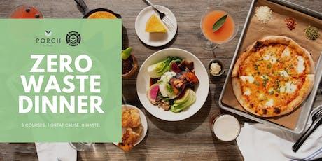 Zero Waste Dinner benefitting 412 Food Rescue tickets