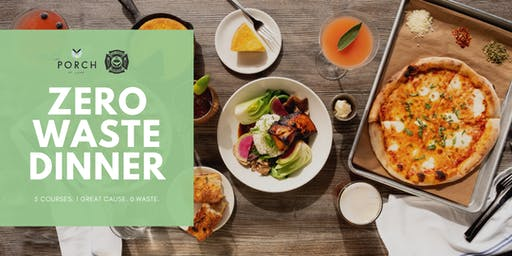 Zero Waste Dinner benefitting 412 Food Rescue