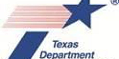 Take Our Daughters and Sons to Work 2019 - TxDOT tickets