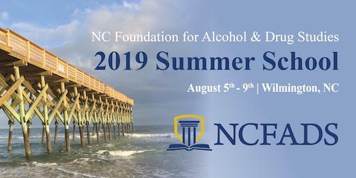 2019 NCFADS Summer School Exhibitor and Sponsor Registration