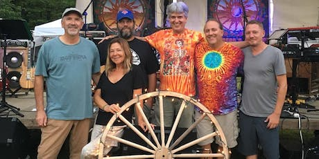 The Wheel (Grateful Dead Tribute) with Colin MacInnis on saxophone tickets
