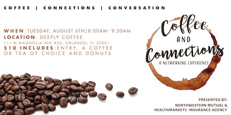 Coffee & Connections - A Networking Experience tickets