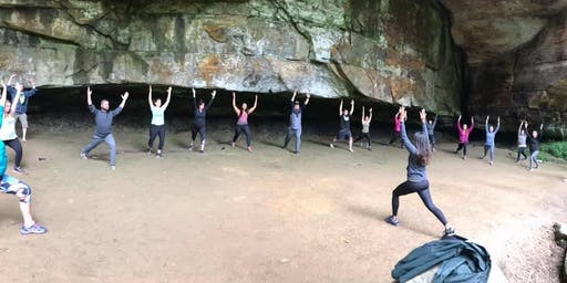 Hikyoga® at The Gorge with Jamie