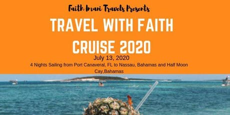 Travel With Faith Cruise tickets