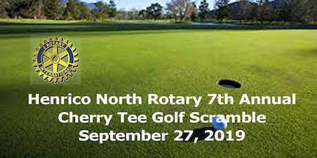 Henrico North Rotary Cherry Tee Golf Scramble tickets