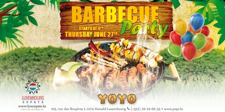 BBQ Event for Luxembourg Expats Tickets