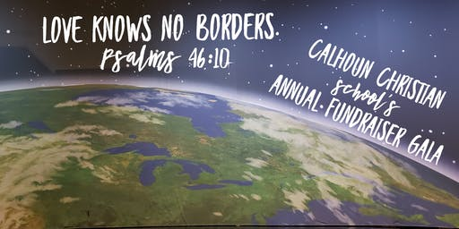 Love Knows No Borders;  CCS Fundraiser Gala