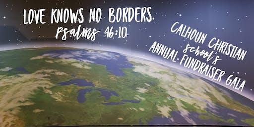 Love Knows No Borders;  CCS Fundraiser Gala
