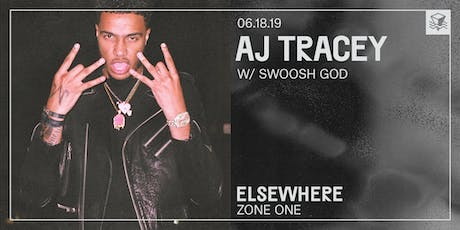 AJ Tracey @ Elsewhere (Zone One) tickets