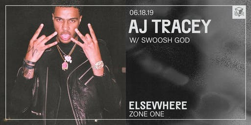 AJ Tracey @ Elsewhere (Zone One)