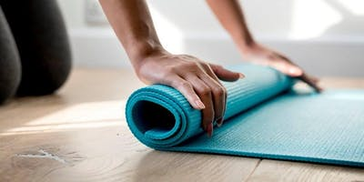 Vinyasa Yoga with Maris of Blue Elephant Yoga | $15