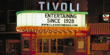 Atlas Obscura Society Chicago: Tour The Tivoli, the Wonder Theatre of Suburban Chicago tickets