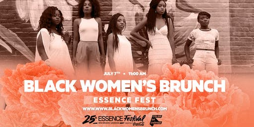 Color Of Change Presents: Black Women's Brunch EssenceFest