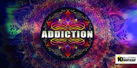 Addiction - BASS vs. CORE tickets