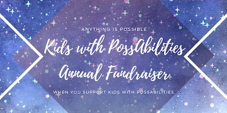 Kids with PossAbilities - Annual Fundraiser tickets