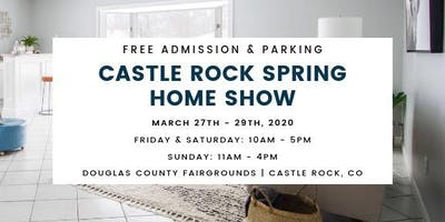 Castle Rock Spring Home show