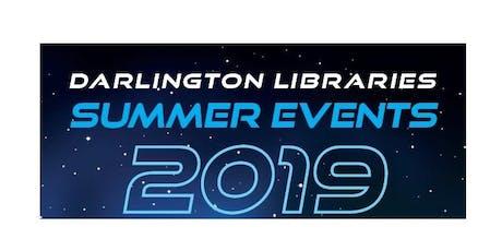 Darlington Libraries: Mr Men and Little Miss Crafts (Cockerton) tickets