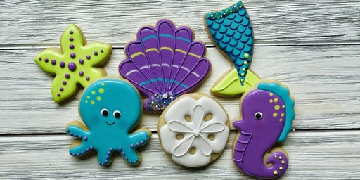 Under the Sea Cookie Decorating Class **SOLD OUT**