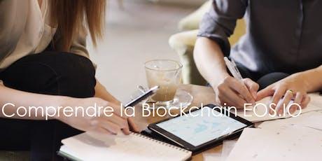 Introduction au système d'exploitation Blockchain - EOS.IO billets