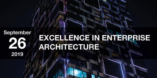 Excellence in Enterprise Architecture