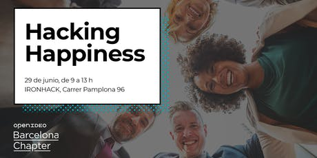 #HACKING HAPPINESS tickets