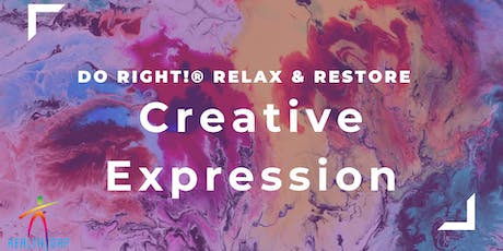 Do Right! Relax and Restore: Creative Expression Workshop tickets