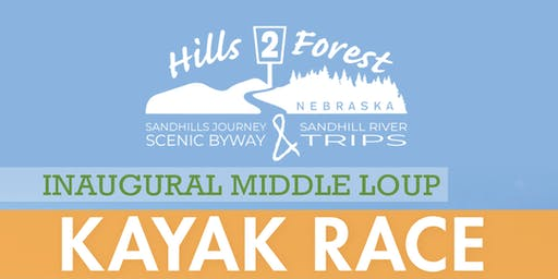 Hills 2 Forest Kayak and Canoe Race and Float