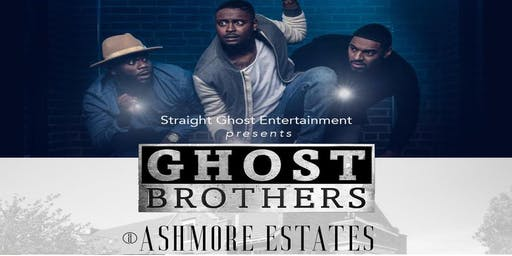 Ghost Brothers at Ashbash
