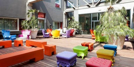 CFM / NHow Hotel | Terrace Party & Street Art Battle biglietti