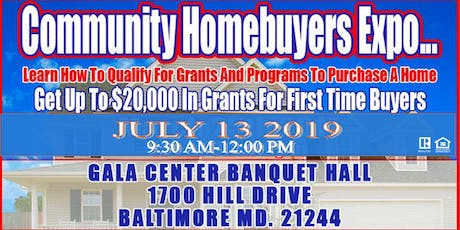 HOME BUYER WORKSHOP- , Baltimore County, Baltimore City, PG COUNTY,HOWARD COUNTY,ANNE ARUNDEL, tickets