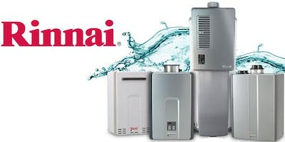 Rinnai Level III Training (August 21st)