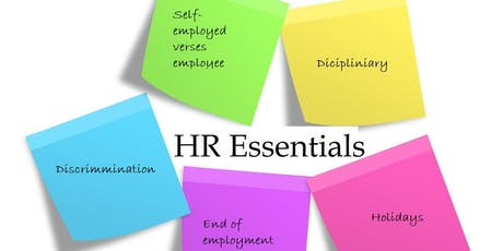 HR Essentials for your Business  tickets