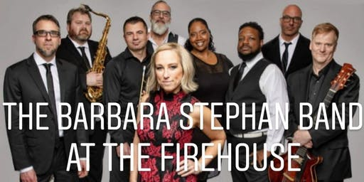 The Barbara Stephan Band at The FireHouse