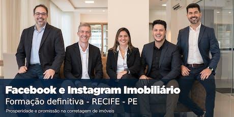 Facebook e Instagram Imobiliário DEFINITIVO - Recife ingressos