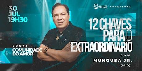 12 Chaves para o Extraordinário (7ª chave) ingressos