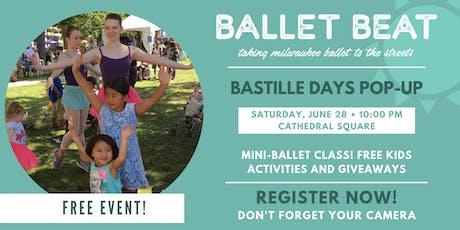 Ballet Beat: Fort Atkinson tickets