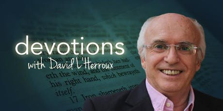 Devotions with David L'Herroux tickets