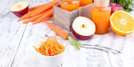 Atelier Cuisine Santé au Comptoir de Maurice billets